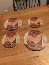 Rooster Burner Covers in Beaufort, South Carolina