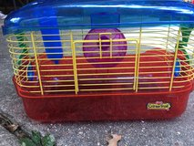 Hamster cage in Houston, Texas