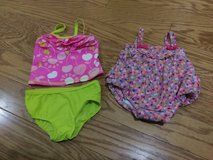 Baby Girl Sz 6-9 mo Bathing Suits in Beaufort, South Carolina