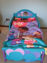 Doc McStuffins Bedding in New Lenox, Illinois