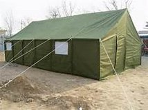 LTB Large Military Tent in Ramstein, Germany