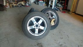 "18"" Chevy Wheels in Baytown, Texas"