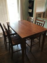 Counter Height Dining Table REDUCED PRICE! in Fort Carson, Colorado