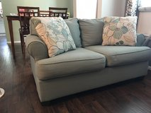 Love Seat and Pillows in Fort Carson, Colorado