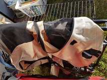 New...TRAVEL KENNEL CARRIER W DAMAGED FRONTDOOR in Ramstein, Germany