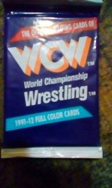 world championship wrestling cards 1991 in Barstow, California