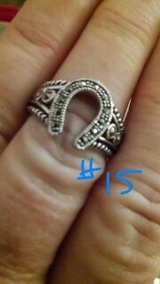 HORSESHOE RINGS, NEW in Baytown, Texas