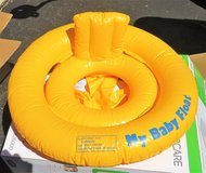 Inflatable Baby Float in Like New Condition in Chicago, Illinois