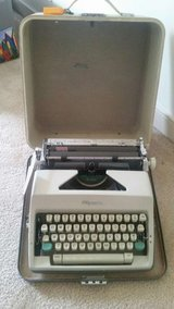 Olympia Typewriter in Quantico, Virginia