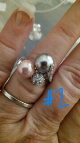 PEARLY  RING-SZ 6-9 in Sugar Land, Texas