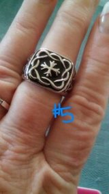 MENS RING- SZ 9-11 in Sugar Land, Texas