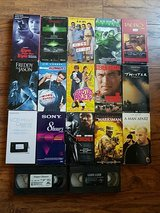 vhs videos in Barstow, California