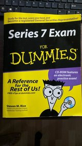 Series 7 for Dummies - For the future investment banker in you. in Ramstein, Germany