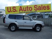 1999 TOYOTA LAND CRUISER PRADO TX in Okinawa, Japan