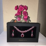 Crystal Jewellery Set from the Emirates in Ramstein, Germany