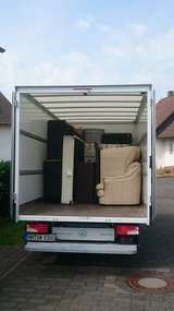 LOCAL MOVING AND ORGANISING, TRANSPORT, DELIVERIES, REMOVALS in Ramstein, Germany