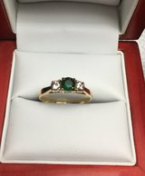 Emerald and Diamond Ring in Beaufort, South Carolina