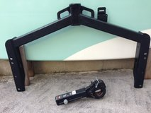Toyota Surf Trailer Hitch w/ 2 inch receiver & pintle hook in Okinawa, Japan