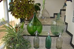 Beautiful Demijohn and old seltzer bottles each 25€ to 35,00 € in Wiesbaden, GE