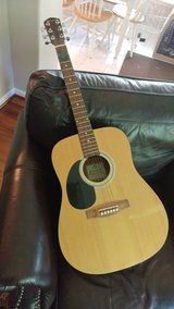 Johnson Acoustic Guitar - Left Handed in bookoo, US