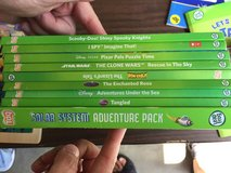 Group of 9 Leap Frog Tag books in Elgin, Illinois
