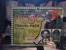 Insulated Picnic Travel Bag in Warner Robins, Georgia