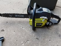 "16"" ryobi chainsaw in Sugar Grove, Illinois"