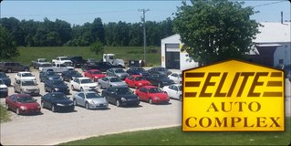 Elite Auto Complex ~ Financing For All in Fort Leonard Wood, Missouri