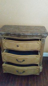 Marble Top Chest in Converse, Texas