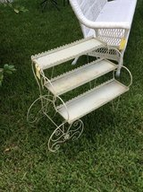 3- Tier Plant Stand w/ Wheels in Beaufort, South Carolina