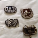 Belt Buckles in Cherry Point, North Carolina