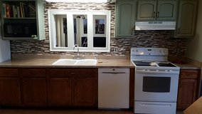 KITCHEN BACKSPLASH AND SHOWER TILE INSTALLATION in Camp Lejeune, North Carolina
