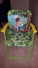 Go Diego Go patio toddler chair new in Sugar Grove, Illinois