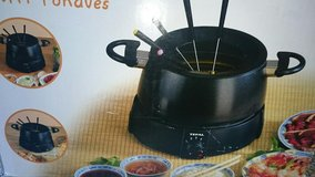 electric Fondue Set in Ansbach, Germany