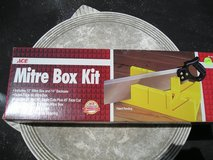 MITER KIT – BOX AND SAW in Plainfield, Illinois