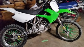 2008 Kawasaki KX 100 in 29 Palms, California