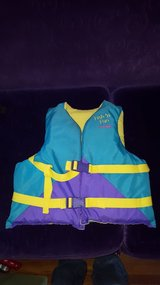 Youth boating vest life jacket in Naperville, Illinois