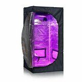 Hydroponic Grow Tent High Refective 16''x16''x48 in bookoo, US
