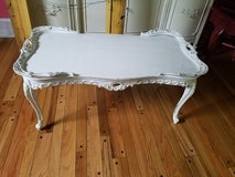 Shabby chic French coffee table in Wheaton, Illinois