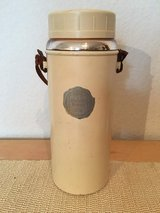 Vintage German Thermos in Ramstein, Germany