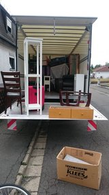 WE MOVED IT, WE DID THE LIFTING, THE TRANSPORT,  THE HAULING,  THE DELIVERY,  THE REMOVAL in Ramstein, Germany