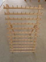 120 SPOOL EMBROIDERY THREAD RACK in Yucca Valley, California