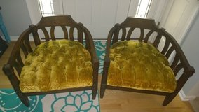 1930's Hollywood Regency Chairs in Joliet, Illinois