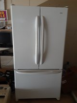 Kenmore refrigerator used (REDUCED) cant be lowered anymore in Batavia, Illinois