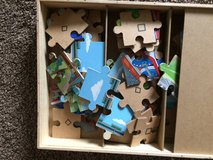Thomas the train wooden puzzles in Morris, Illinois