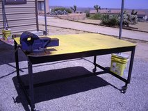 WELDING TABLE (steel) in Yucca Valley, California