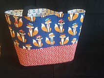 Brand New Handmade Foxy Tote in Camp Lejeune, North Carolina