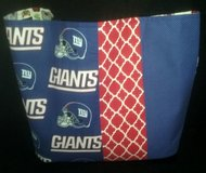 Brand New Handmade New York Giants Tote in Camp Lejeune, North Carolina