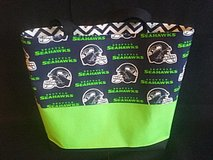 Brand New Handmade Seattle Seahawks Tote in Camp Lejeune, North Carolina