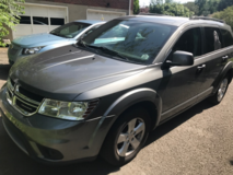 2012 Dodge Journey SXT Flex Fuel in Fort Knox, Kentucky